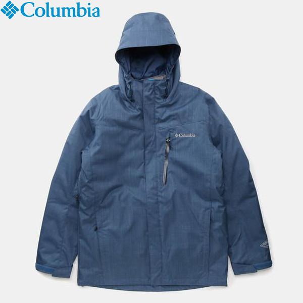 Columbia(コロンビア) ウィリバードIIIインターチェンジジャケット メンズ WE1272-478 ジャケット