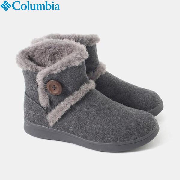 Columbia(コロンビア) ベアフットマウンテン2ウォータープルーフ レディース YL3963-023 防水シューズ ブーツ