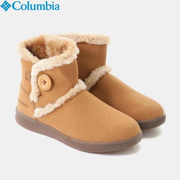 Columbia(コロンビア) ベアフットマウンテン2ウォータープルーフ レディース YL3963-629 防水シューズ ブーツ