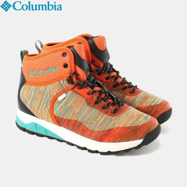 Columbia(コロンビア) ロックントレイナーミッドアウトドライ メンズ レディース 男女兼用 YU3932-821 シューズ ブーツ