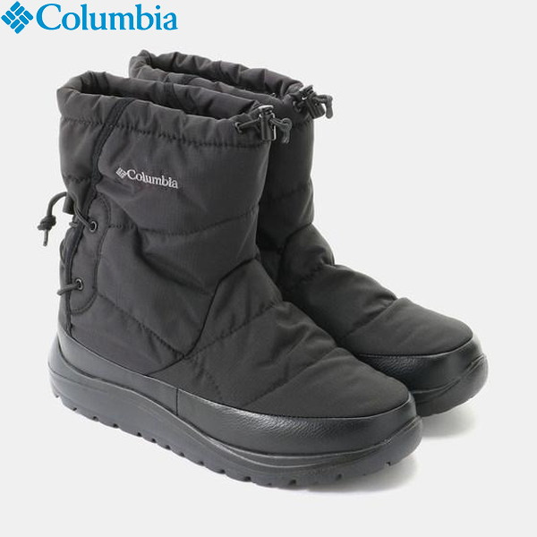 Columbia(コロンビア) スピンリールブーツアドバンスウォータープルーフオムニヒート メンズ レディース 男女兼用 YU3969-010 防水防水シューズ ブーツ