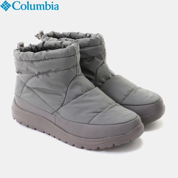 Columbia(コロンビア) スピンリールミニブーツアドバンスウォータープルーフオムニヒート メンズ レディース 男女兼用 YU3970-030 防水防水シューズ ブーツ