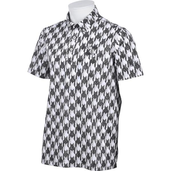 カッター&バック(CUTTER & BUCK) 半袖シャツ CGMLJA02-BK00 ブラック