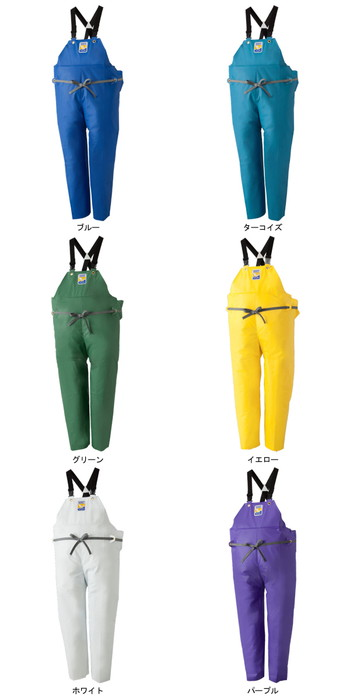 LOGOS ロゴス マリンエクセル 胸当付ズボン膝当て付(サスペンダー式) グリーン 3L 12063360