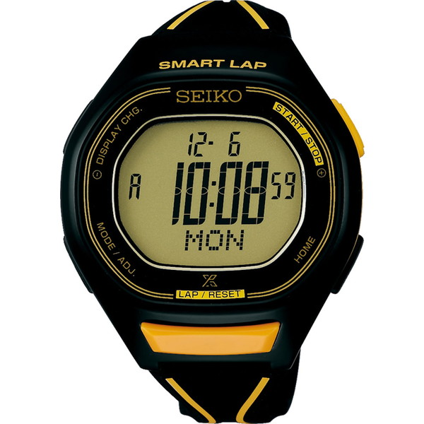 SEIKO(セイコー)時計 スーパーランナーズ(スマートラップ)レギュラーモデルブラック SBEH003