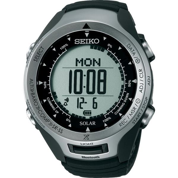 SEIKO(セイコー)時計 プロスペックアルピニストシルバー SBEL001