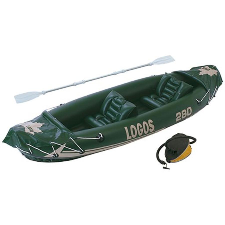 15年モデル!LOGOS ロゴス 2MANカヤックコンプリート(66811180)