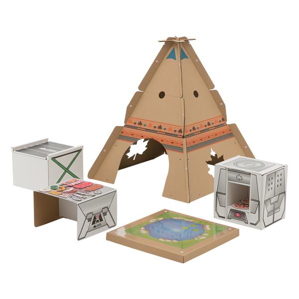 LOGOS ロゴス キャンプごっこクラフトデスク(キャンピング)(ファニチャー) 74000000