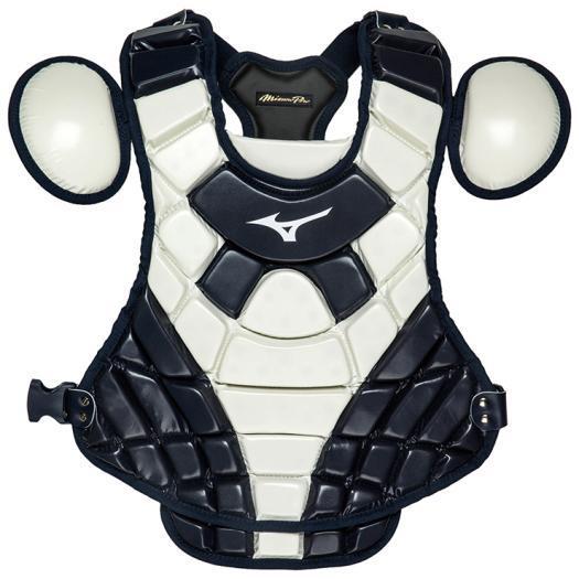 MIZUNO ミズノ ミズノプロ プロテクター(革/ゴムソフト/硬式用)(野球) [ 1DJPS11014 ]