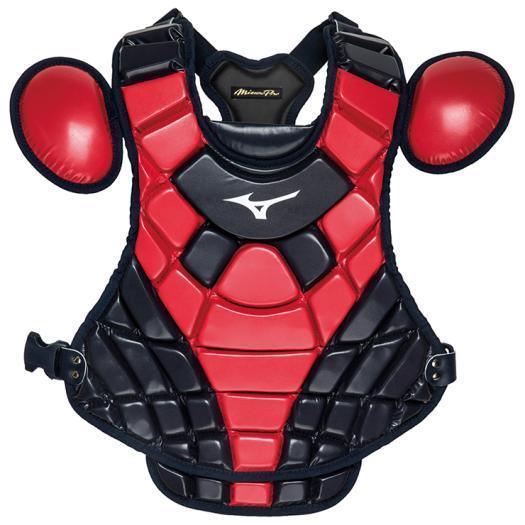 MIZUNO ミズノ ミズノプロ プロテクター(革/ゴムソフト/硬式用)(野球) [ 1DJPS11046 ]