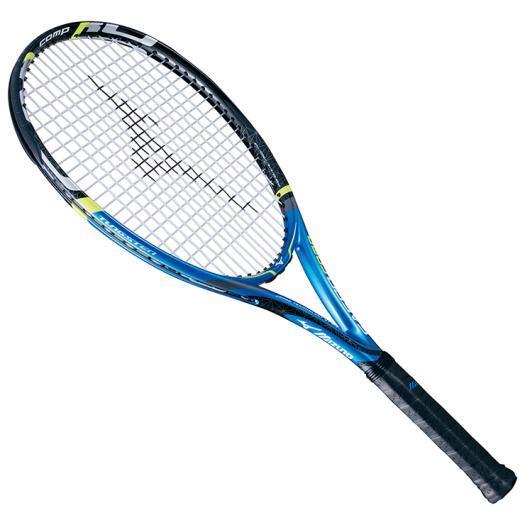 大特価!MIZUNO ミズノ テニスラケット【フレームのみ】 Fエアロ コンプ ブルー/ブラック(63jth60027)