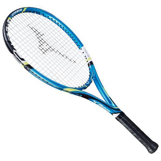 MIZUNO ミズノ テニスラケット(張上済) Fエアロ 26(ジュニア) [ 63JTH70727 ]