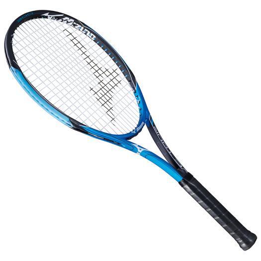 MIZUNO ミズノ テニスラケット【フレームのみ】 Cツアー300 ブルー(63jth71120)