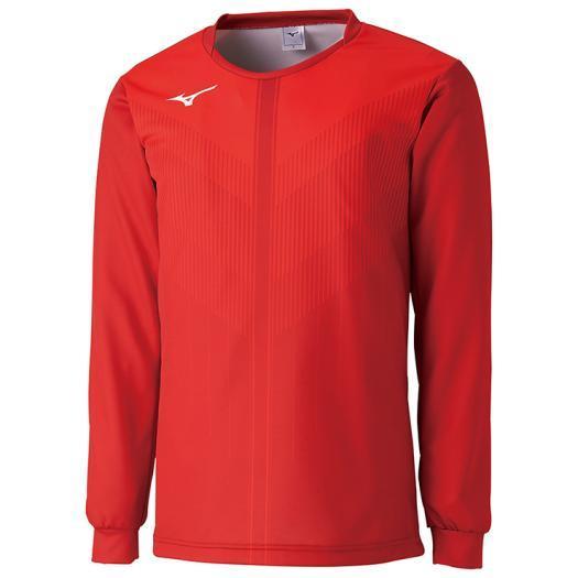 MIZUNO(ミズノ) ゲームシャツ(長袖) バレーボール アパレル ユニセックス 男女兼用 V2JA852163