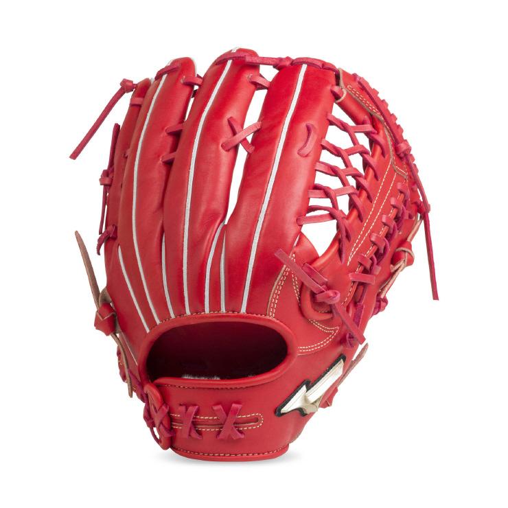 MIZUNO(ミズノ) 硬式用 グローバルエリート H Selection00【外野手用:サイズ16N】 野球 グラブ 1AJGH2050770