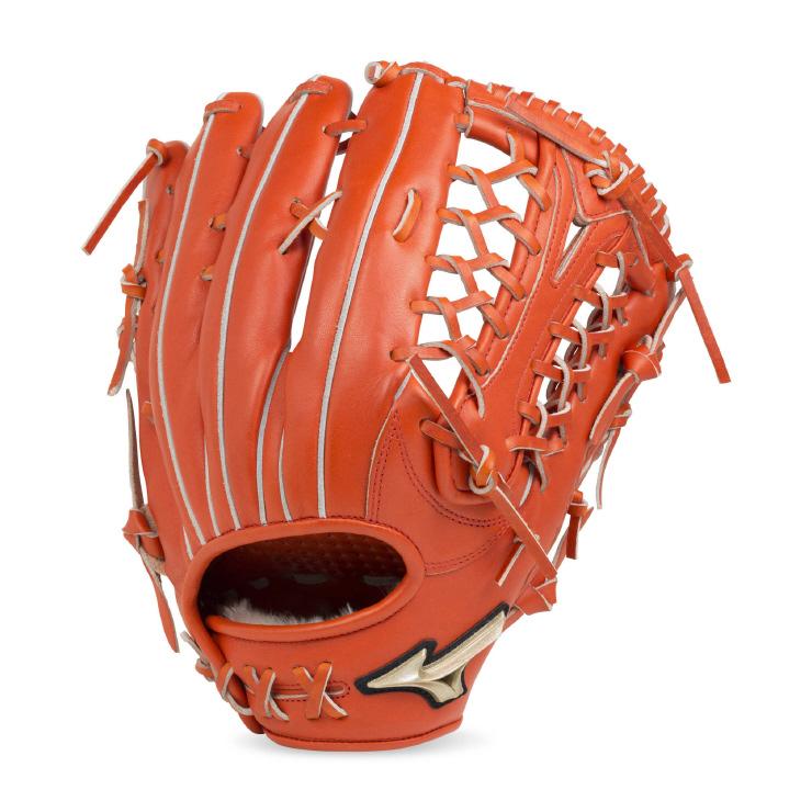 MIZUNO(ミズノ) 軟式用 グローバルエリート H Selection02【外野手用:サイズ16N】 野球 グラブ 1AJGR2040752