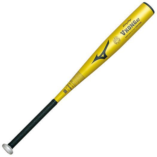 MIZUNO ミズノ 少年硬式用ビクトリーステージ Vコング02(金属製/80cm/平均700g)(野球) [ 2TL71500 ]