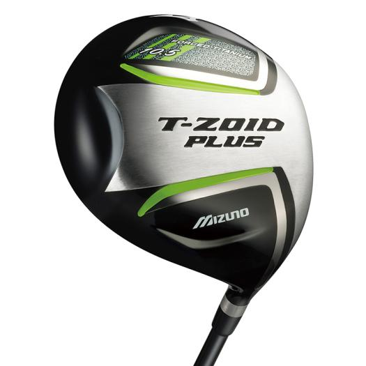 MIZUNO ミズノ ティーゾイド プラス ドライバー(T-ZOID PLUS オリジナルカーボンシャフト付)/ゴルフクラブ [ 5KJBB15351 ]