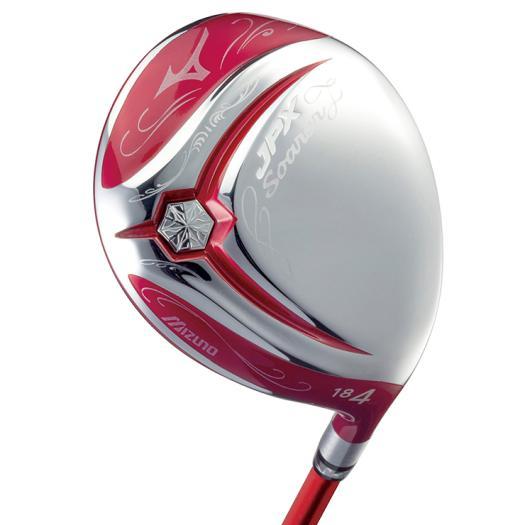 MIZUNO ミズノ JPXソアラ フェアウエーウッド(オロチレディース カーボンシャフト付)(レディース)No.4/ゴルフクラブ [ 5KJBR51754 ]