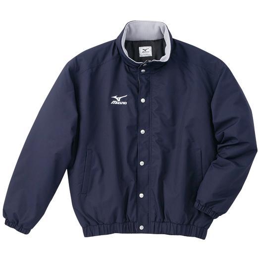 MIZUNO ミズノ 中綿ウォーマーキルトシャツ(フード収納式) [ A60JF96214 ]