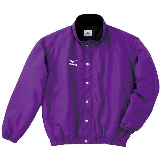 MIZUNO ミズノ 中綿ウォーマーキルトシャツ(フード収納式) [ A60JF96268 ]