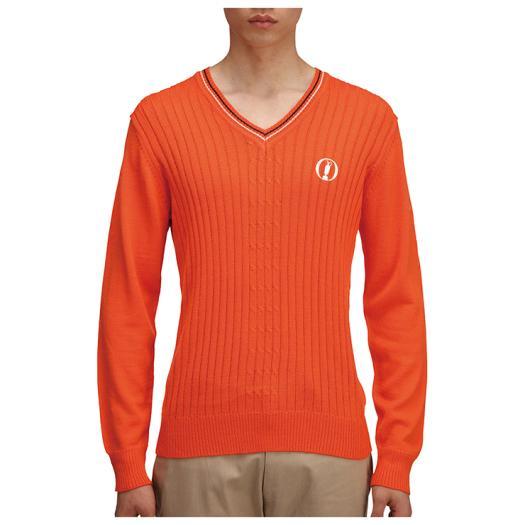 【※返品交換不可】大特価!MIZUNO ミズノ 【THE OPEN】セーター 52MC662354