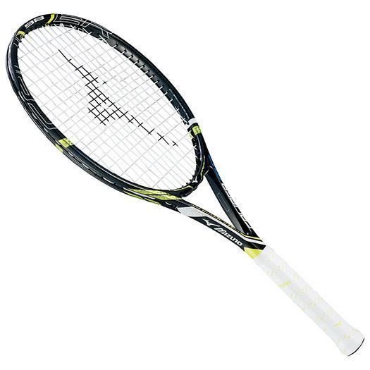 大特価!MIZUNO ミズノ テニスラケット【フレームのみ】 キャリバー 98 09:ブラック(63jth53109)