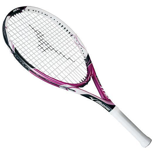 大特価!MIZUNO ミズノ テニスラケット【フレームのみ】 PW 110L ピンク(63jth54064)