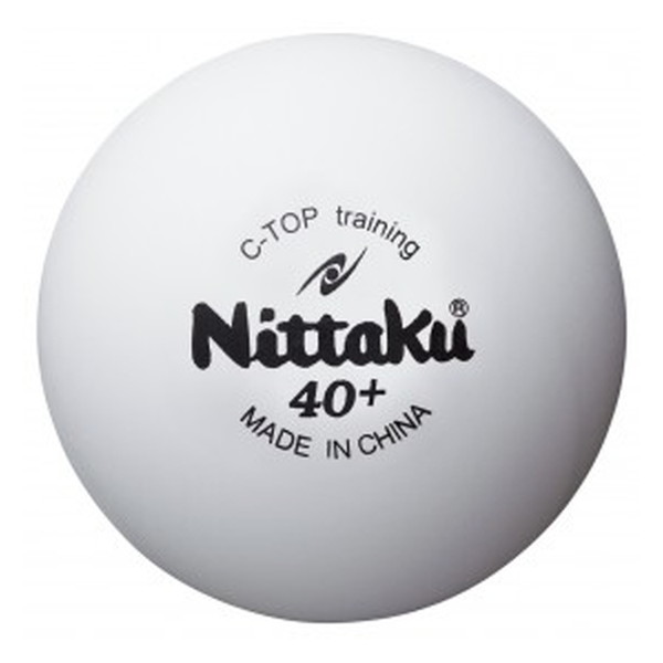 ニッタク(Nittaku) 卓球 練習用ボール Cトップトレ球 50ダース入り NB1467