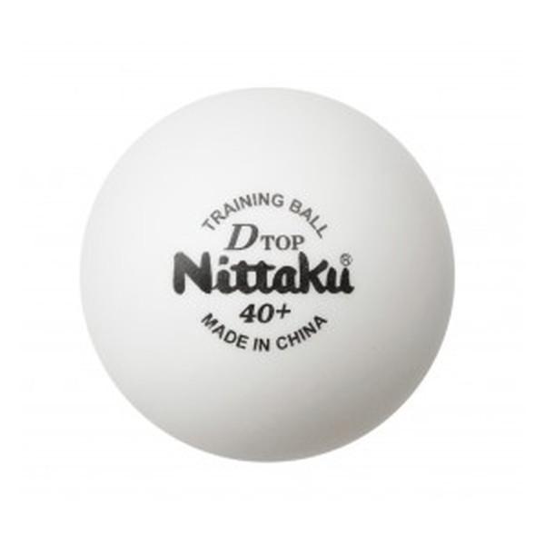 ニッタク(Nittaku) 卓球 練習用ボール Dトップトレ球50ダース入り NB1521