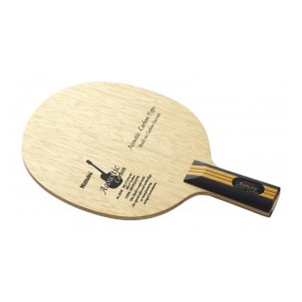 ニッタク(Nittaku) 卓球 中国式ペンラケット アコースティックカーボンC 卓球 ラケット NC0179