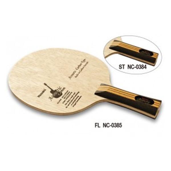 ニッタク(Nittaku) アコースティックカーボン ST 卓球 ラケット NC0384