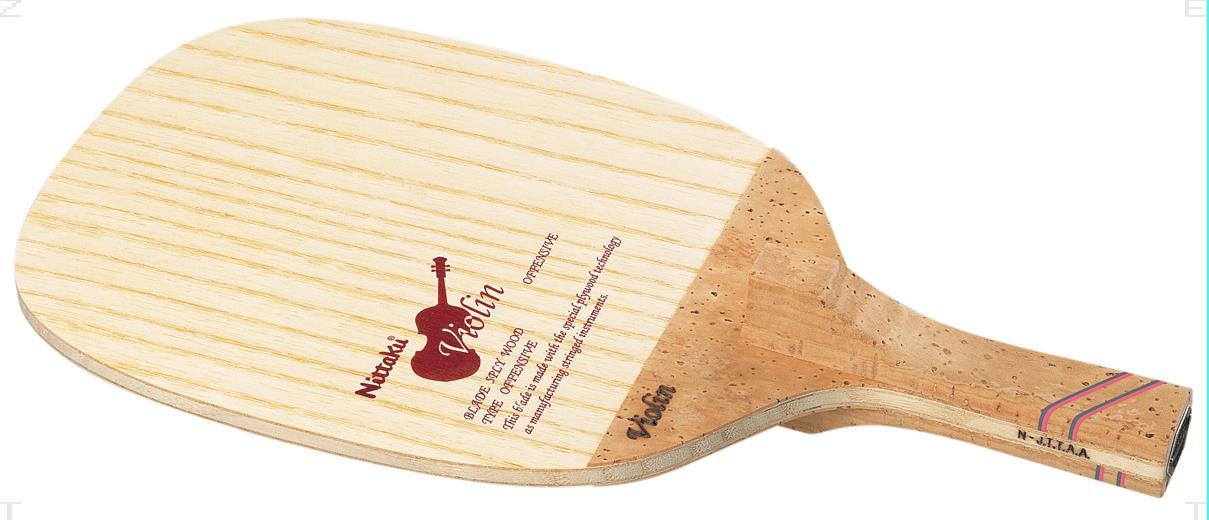 ニッタク(Nittaku) バイオリン P-H 卓球 ラケット NE6646