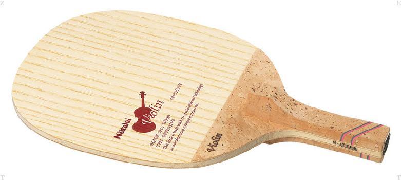 ニッタク(Nittaku) バイオリン R-H 卓球 ラケット NE6647