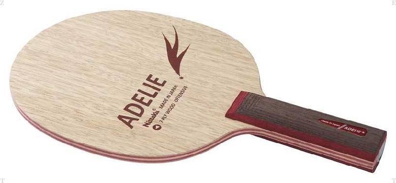 ニッタク(Nittaku) アデリー ST 卓球 ラケット NE6862