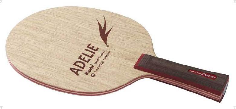 ニッタク(Nittaku) アデリー FL 卓球 ラケット NE6863