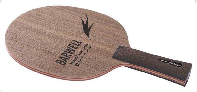 ニッタク(Nittaku) バーウェル FL 卓球 ラケット NE6865