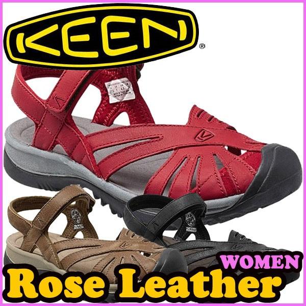 KEEN(キーン) ROSE-LEATHER 【レディース】 アウトドア/サンダル/ (正規品)