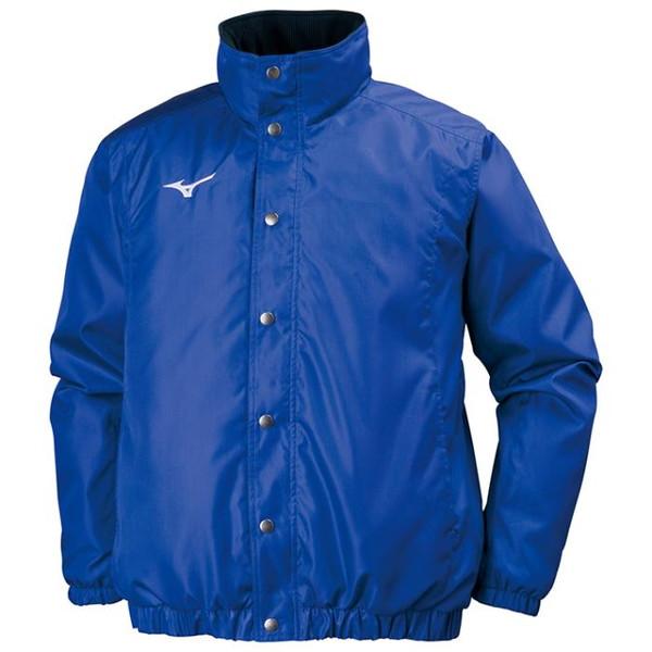 MIZUNO(ミズノ) 中綿ウォーマーシャツ トレーニングアパレル ユニセックス 32JE755125