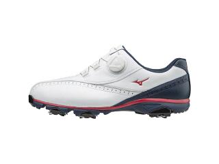 MIZUNO(ミズノ)WIDE STYLE 002 Boa メンズゴルフシューズ 51GQ174014