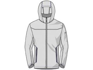MIZUNO(ミズノ)ベーシックトレイルジャケット アウトドア A2ME800703