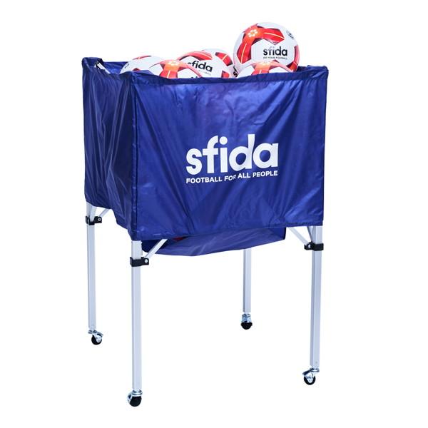 SFIDA(スフィーダ) ボールキャリー バッグ アクセサリー メンズ・ユニセックス OSF-BC01-BLUE