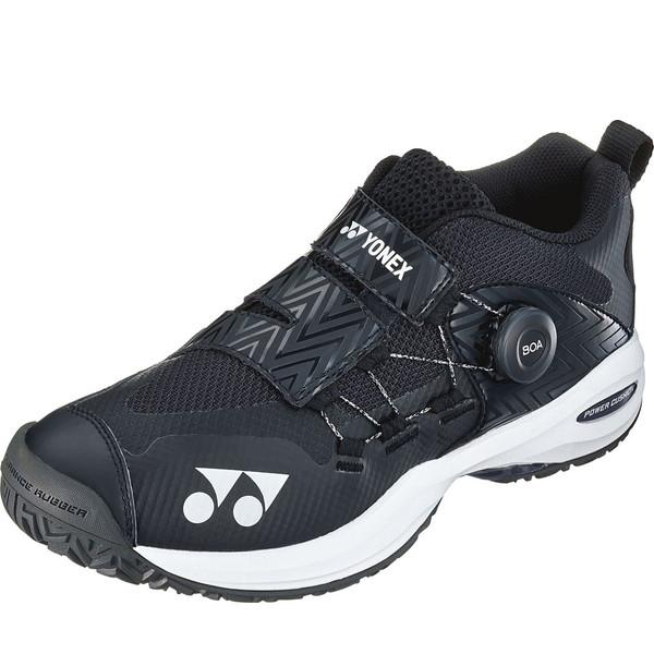 本物品質の Yonex(ヨネックス) テニスシューズ パワークッションコンフォートワイドダイヤル3AC テニス シューズ SHTCWD3A-245, クセチョウ 59656892