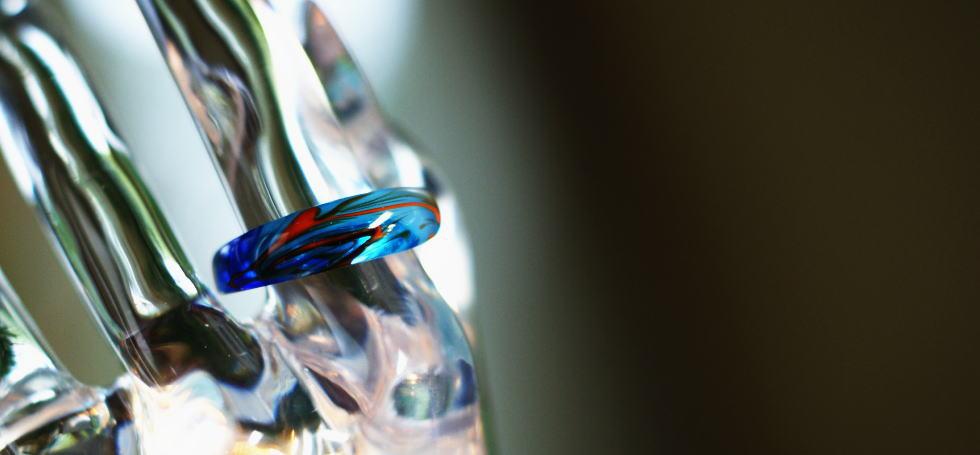 Nice horizonガラスアクセサリー リング・指輪 ノーマルタイプvN8wOmny0