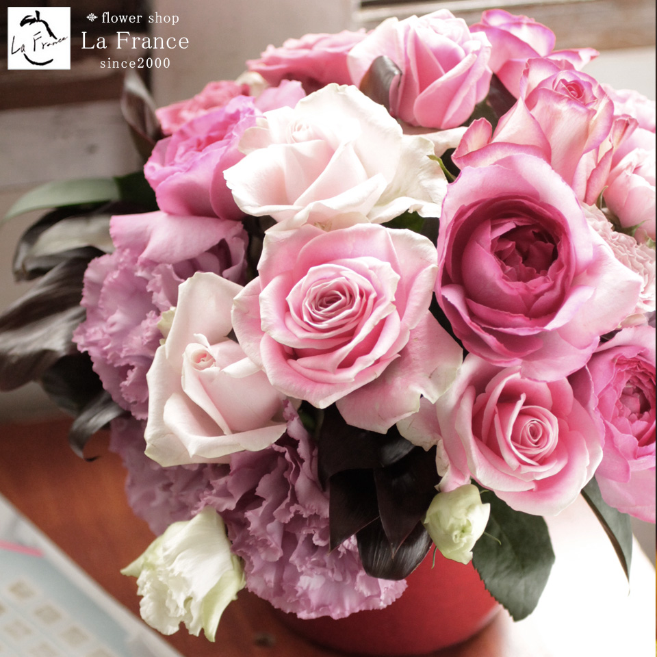 Rose Collection Flower Arrangement Bouquet Memorial Wedding Presents Birth Birthday Gift Celebration On The Same Day Delivery