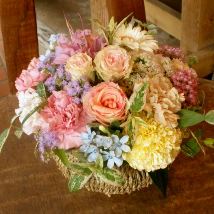 Lafrance Mill Merrill Flower Arrangement Bouquet Rose Rose Rose