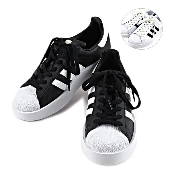 【並行輸入品】『adidas-アディダス-』Superstar Bold W 〔BA7666/BA7667〕