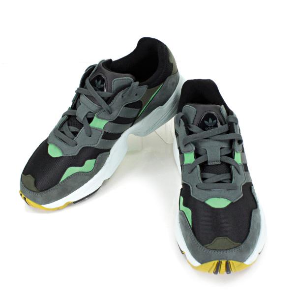 【150時間限定ポイント最大43倍!お買い物マラソン】【並行輸入品】【2019 SS】【新作】『adidas-アディダス-』YUNG-96 〔F35018〕-ヤング-96- メンズ スニーカー