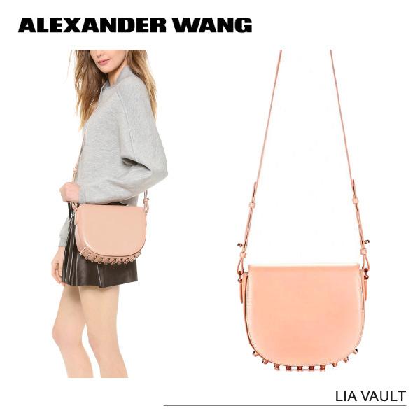 【送料無料】【Alexander Wang-アレキサンダーワン-】LIA VAULT[205516][ショルダーバッグ・スタッズ付き]