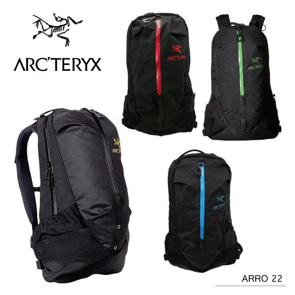【送料無料】【並行輸入品】『ARC'TERYX-アークテリクス-』ARRO 22 Backpack
